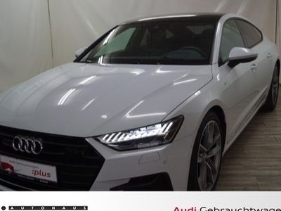 gebraucht Audi A7 Sportback 45 TDI quat. S-LINE+MATRIX+AHK+PANO