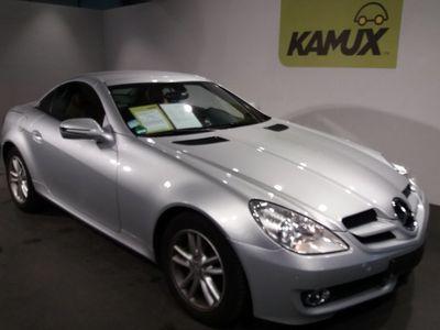 gebraucht Mercedes SLK300 V6 Cabrio +Automatik 7-Gang +Leder +PDC