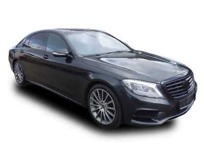 gebraucht Mercedes S350 d L AMG Line, Panoramadach, Distronic, Standheizung, Klima im Fond, Head Up