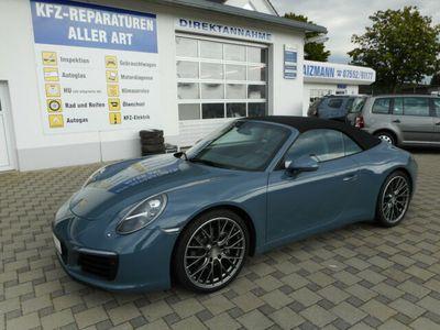 gebraucht Porsche 911 Carrera Cabriolet 991 /911 Sportabgas, Navi