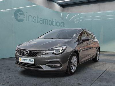 gebraucht Opel Astra AstraElegance 1.2Turbo Navi Voll-LED Tempomat Parklenkassist.Keyless Klimaauto.Bluetooth