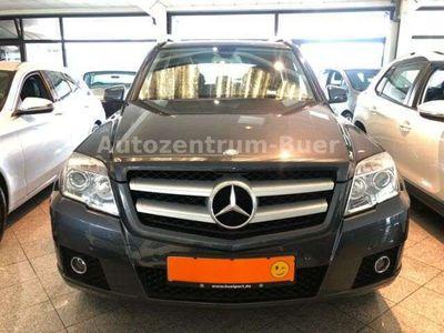 gebraucht Mercedes GLK220 GLK 220 GLK -KlasseCDI 4-Matic BE