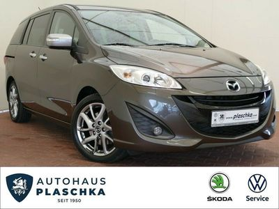 gebraucht Mazda 5 1.8 MZR Sendo NAVI+KAMERA+PDC Klima Navi