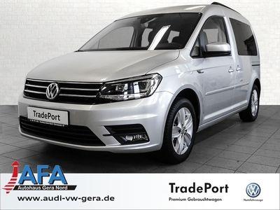 gebraucht VW Caddy Comfortline Xenon,Navi,AHK