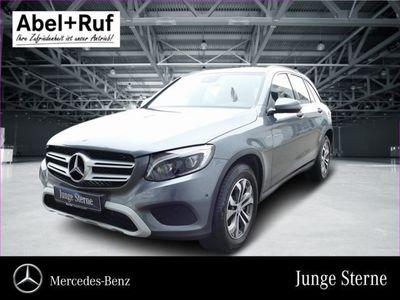 gebraucht Mercedes GLC220 - BENZd 4M ILS Kamera EasyPack Tempomat SHZ