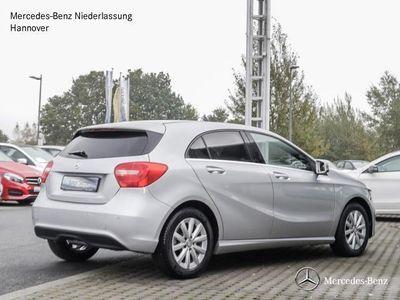 gebraucht Mercedes A180 Style Navi Licht- u. Sicht Sitzhzg.