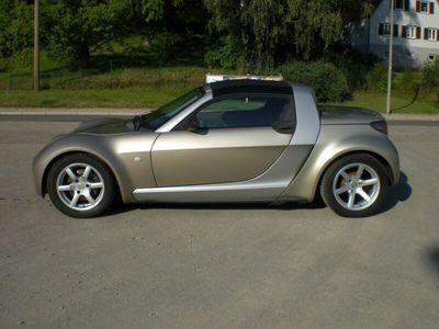 gebraucht Smart Roadster * Klima * Alu * Radio/CD