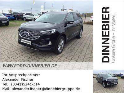 gebraucht Ford Edge TITANIUM 2.0 EcoBlue 140 kW Allrad PPS Rückfahrkamera Neuwagen, bei Autohaus Dinnebier GmbH