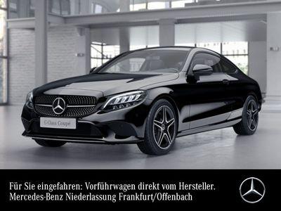 gebraucht Mercedes C180 Cp. AMG Distr. LED Night Kamera PTS 9G Sitzh