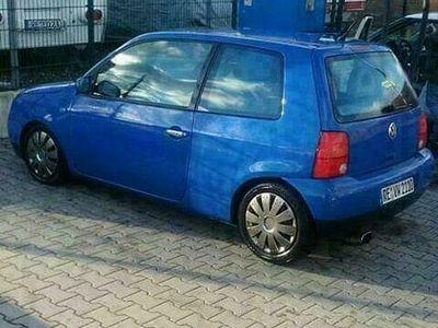 gebraucht VW Lupo Verkaufe mein sportlichen