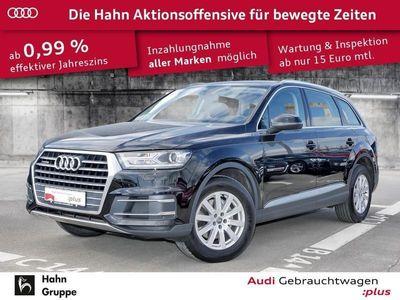 gebraucht Audi Q7 3.0TDI EU6qu.TIP Xen Navi Virtual CAM Connect