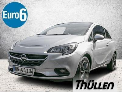 gebraucht Opel Corsa 3-TÃrer, 120 Jahre 1.4 l Klima Einparkhilfe