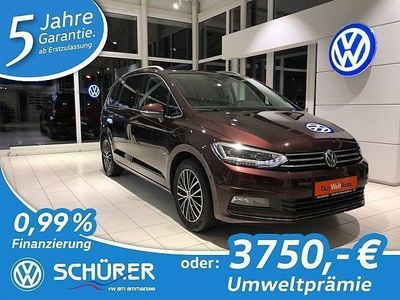 käytetty VW Touran Highline 1.8TSI DSG LED|Pano|KiSi|7Sitzer
