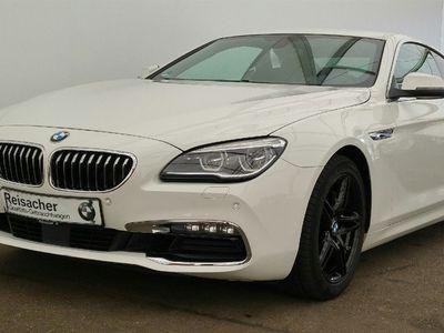 gebraucht BMW 640 d A Coupé
