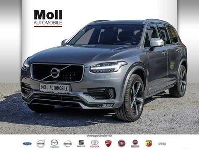 gebraucht Volvo XC90 D5 AWD Geartronic R-Design,Navi,LED,AHK,7-Si,ACC