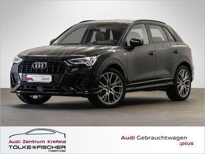 gebraucht Audi Q3 S line 35 TDI 110 kW (150 PS) S tronic