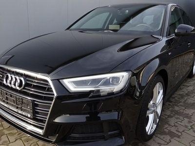 gebraucht Audi A3 Sportback 40 TFSI s-tronic quattro S-LINE LED