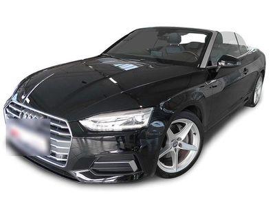 gebraucht Audi A5 Cabriolet SPORT 2.0TDI 190PS QUATTRO AHK.NAVI