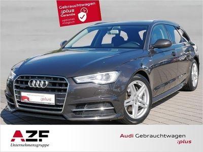 gebraucht Audi A6 2.0 TDI qu. S-tronic S line