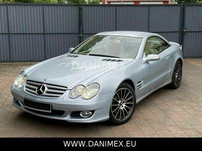 gebraucht Mercedes SL550 Cabrio 7G Navi MFL Bi-Xen Mem. Klima USA als Cabrio/Roadster in Bremen