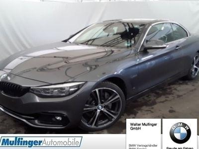 gebraucht BMW 440 i xDrive Cabrio SportLine SAG HUD Harman DAB Dr