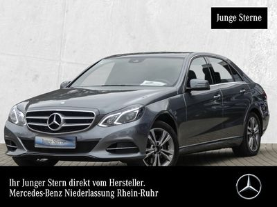 used Mercedes E300 BlueTEC Limousine