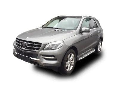 gebraucht Mercedes ML350 BlueEfficiency