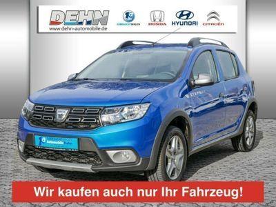 gebraucht Dacia Sandero Stepway TCe 90 NAVI/KLIMA/ALU