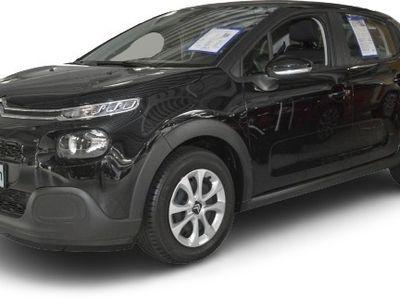 gebraucht Citroën C3 C3Feel 1.2 PureTech 82 83 EU6d-T