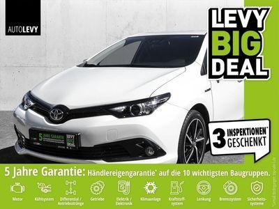 gebraucht Toyota Auris Hybrid HYBRID: 1.8-L-V Team D *Klimaautomatik*Sit