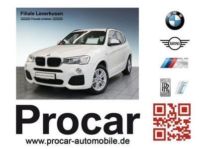 used BMW X3 xDrive20d