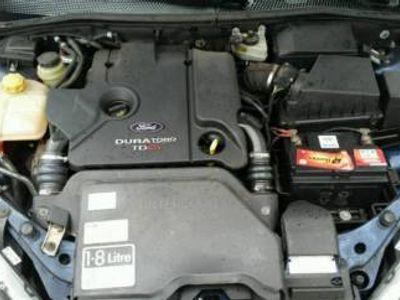 gebraucht Ford Focus Hiermit verkaufe ich mein1.8 D...