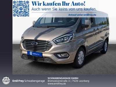 gebraucht Ford Custom Tourneo320 L1H1 Autm. Titanium *NAVI *PDC *RFK