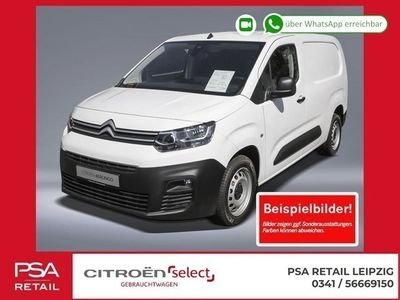 gebraucht Citroën Berlingo Driver BlueHDi 1.5 130 M S&S, Klima, Navi