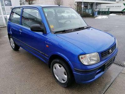 gebraucht Daihatsu Cuore 1.0 BLUE LINE AUTOMATIK*1.HAND*94000KM*EURO-3 KAT*