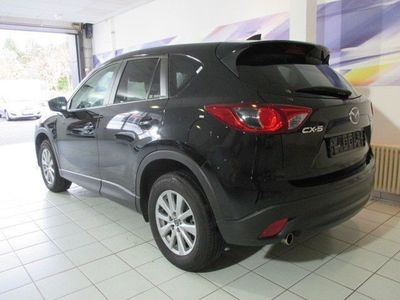 gebraucht Mazda CX-5 2.2 Skyactiv Center-Line 2WD Navi Klimaauto. Alu