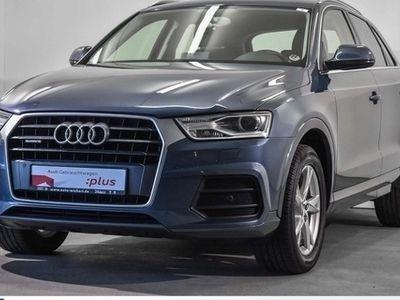 gebraucht Audi Q3 sport 2.0 TDI quattro 110 kW (150 PS) 6-Gang