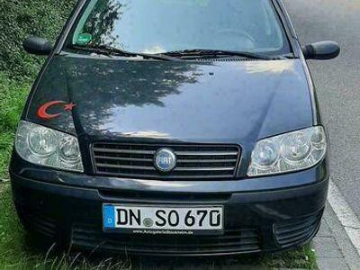 gebraucht Fiat Punto