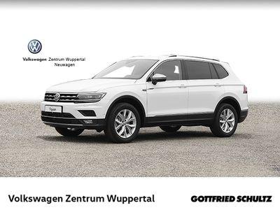 gebraucht VW Tiguan Allspace HIGHLINE 2.0 TSI DSG 4MOTION 140