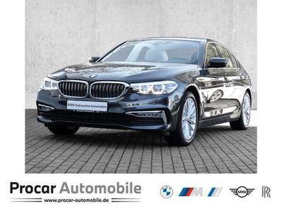 gebraucht BMW 520 d Limousine Business Package Komfortsitze AHK