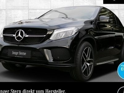 gebraucht Mercedes GLE500 Cp. 4M AMG B&O Airmat Pano COMAND Night