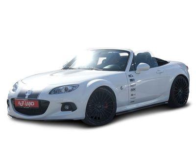 gebraucht Mazda MX5 MX-5 2.0 Sports-Line 1.HD XENON...2.0 Sports-Line 1.HD XENON LEDER BOSE 19Z