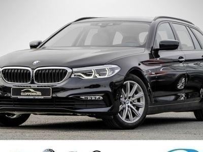 gebraucht BMW 530 d Sport Line HUD Led LED WLAN PANO AHK