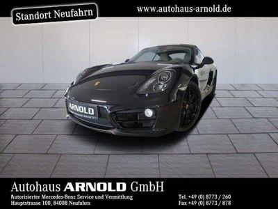 gebraucht Porsche Cayman Xenon Navi Sportabgasanlage PDC Sitzh. !