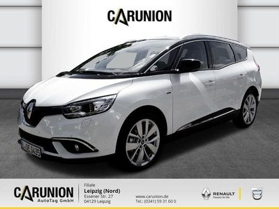 gebraucht Renault Grand Scénic LIMITED Deluxe BLUE dCi 150 EDC
