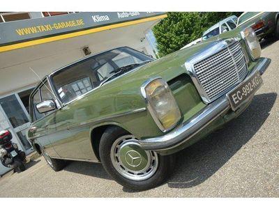 gebraucht Mercedes W115 D 8