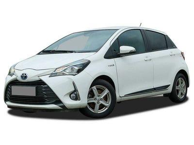 gebraucht Toyota Yaris Hybrid Yaris5-Türer Y20 SHZ PDC KLIMA LM KAMER
