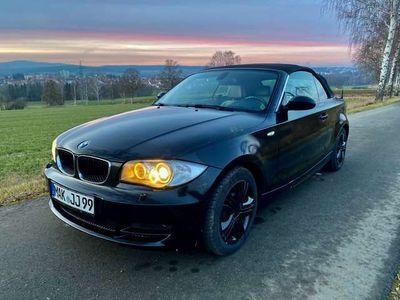 gebraucht BMW 118 Cabriolet 1er 118d NEUER TÜV