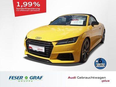 gebraucht Audi TT Roadster S 2..0 TFSI quattro S tronic LED Scheinw/DA