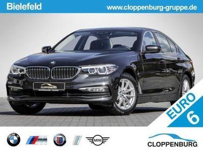 käytetty BMW 520 i LED EL.SITZE NAVI PDC BLUETOOTH -